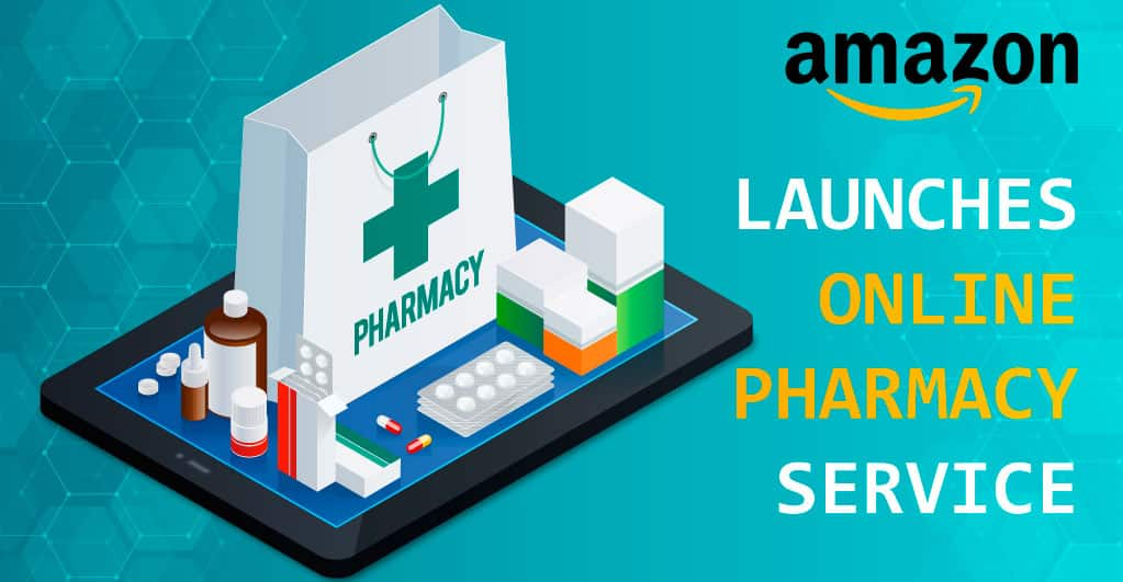 E-commerce Behemoth Amazon Launches Online Pharmacy Service in Bengaluru
